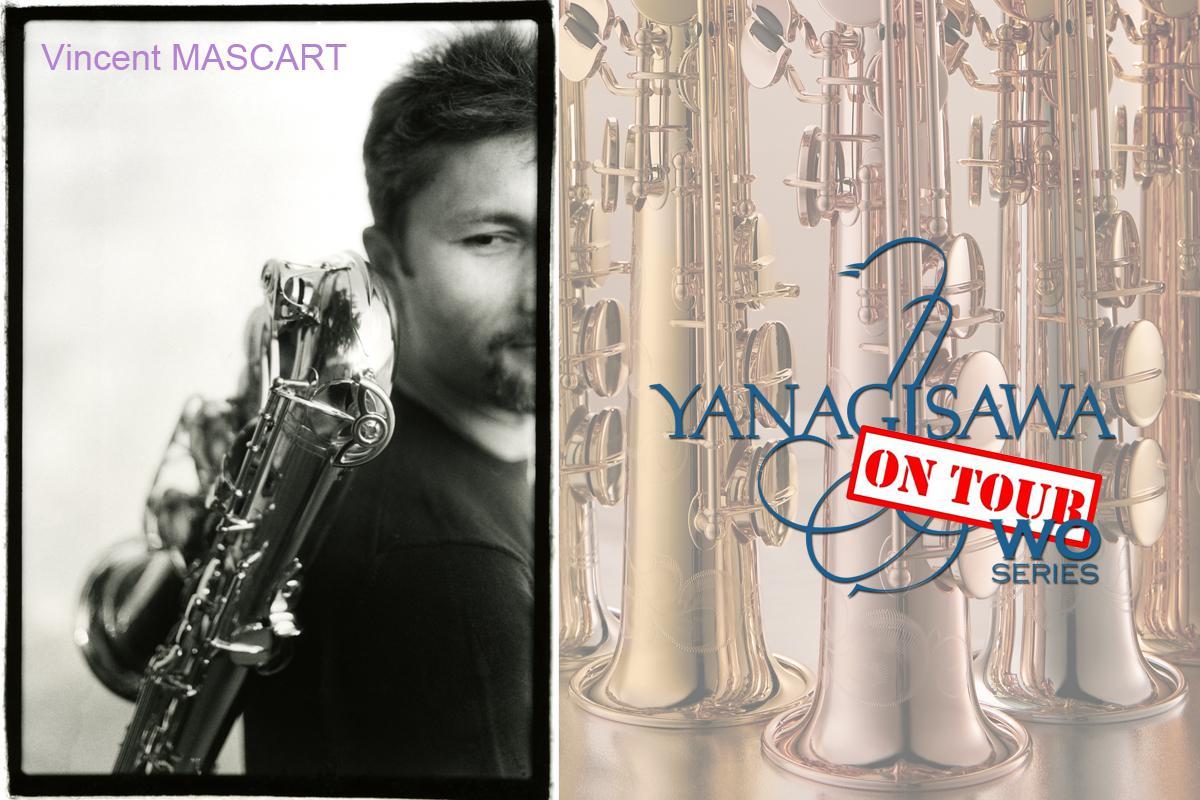 Illustration YANAGISAWA en tournée